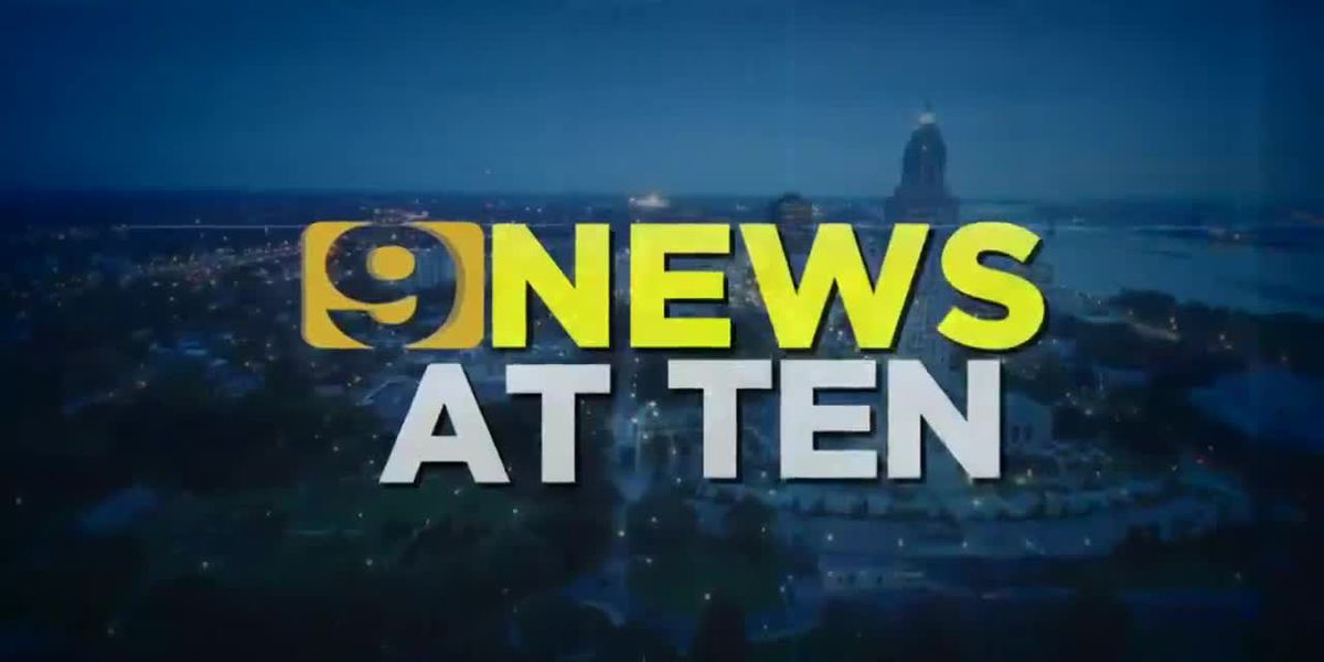 Tuesday, Mar. 19: 9News at 10
