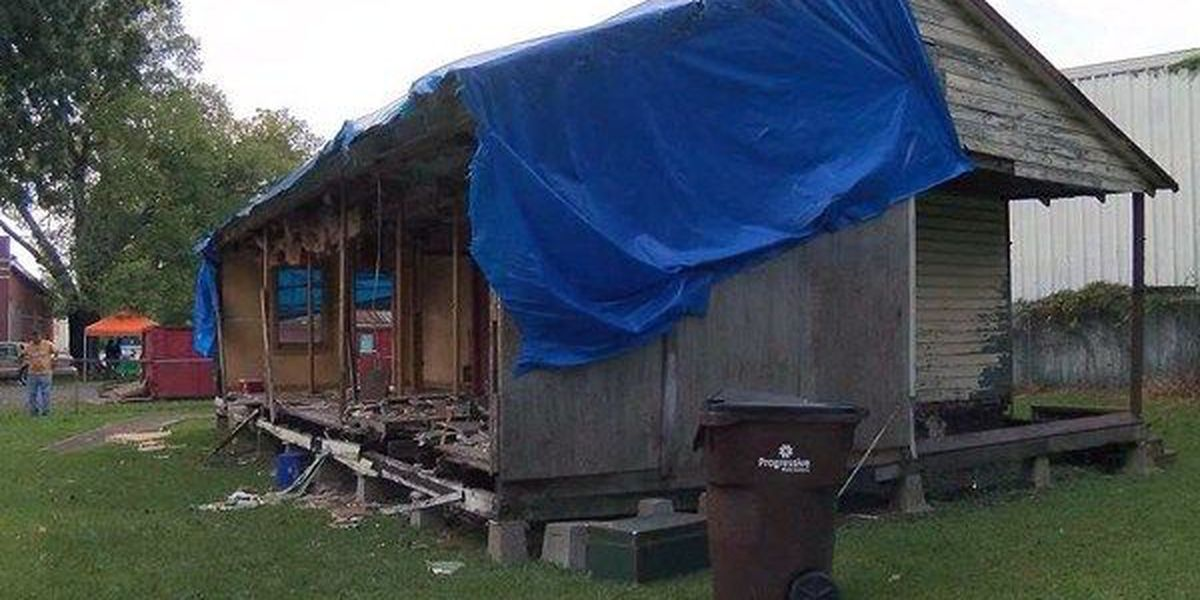 Donaldsonville man still recovering from February tornado