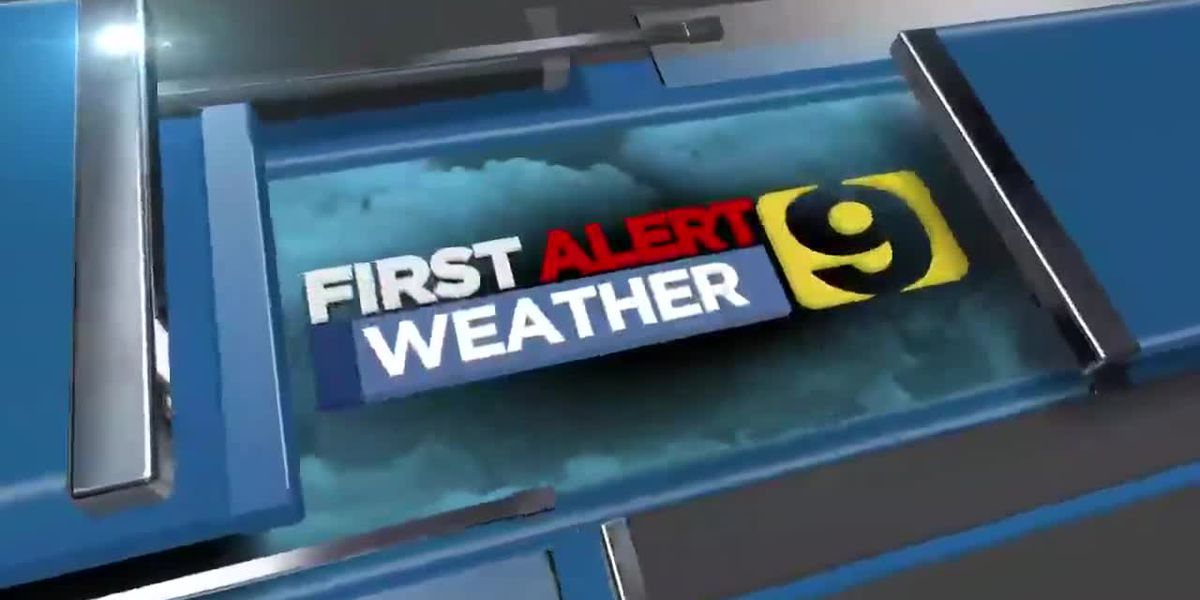 FIRST ALERT FORECAST: Areas of dense fog expected Monday morning