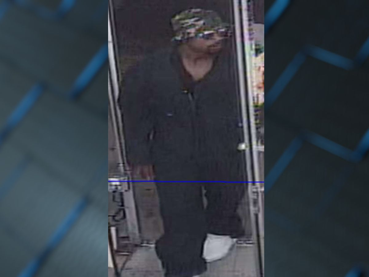 Police looking for man accused in Family Dollar robbery