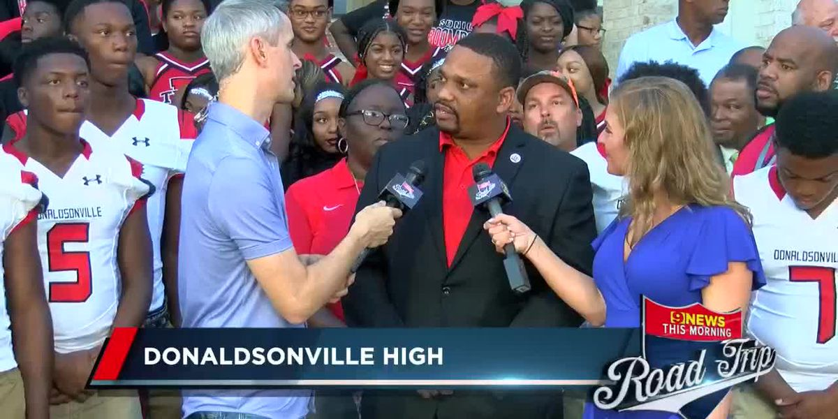 Road Trip: Donaldsonville - Donaldsonville High Tigers