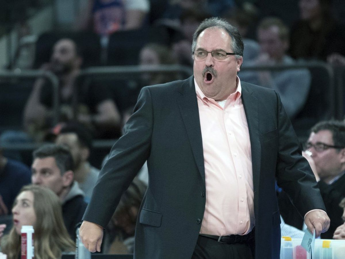 Stan Van Gundy new Pelicans head coach