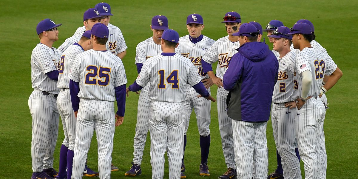 Tiger baseball on the road to face streaking Bulldogs; weather changes time for Game 3