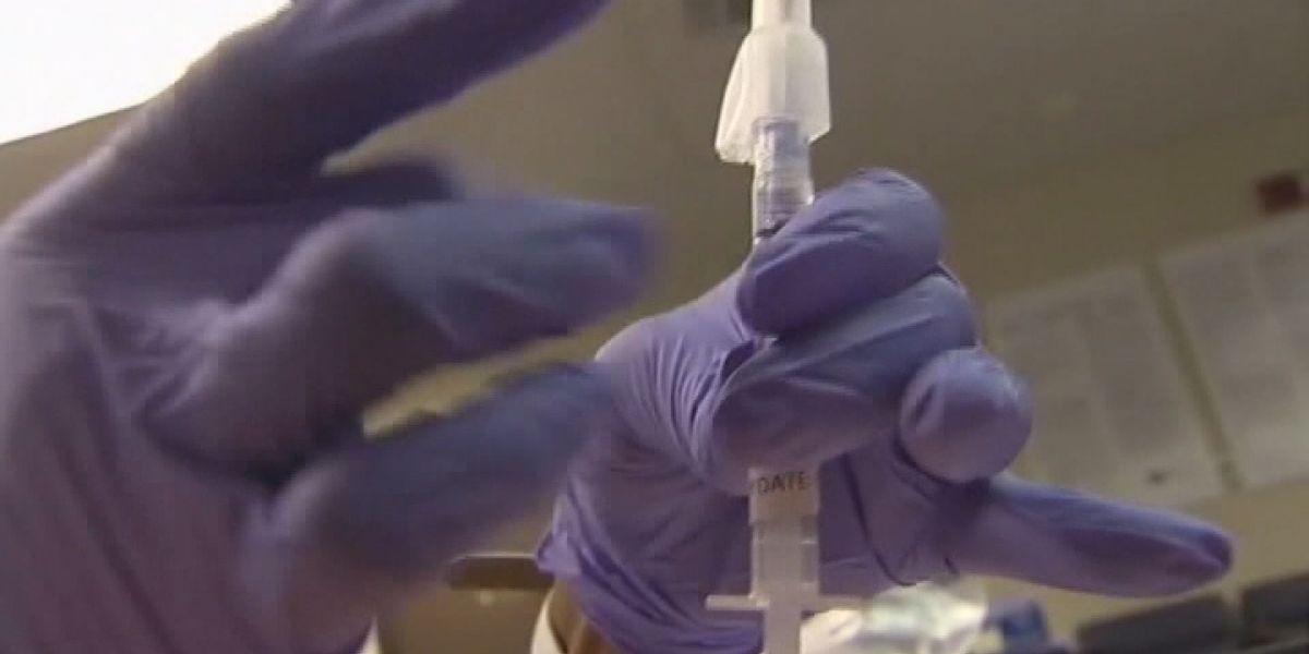 Doctors: Get your flu shot now