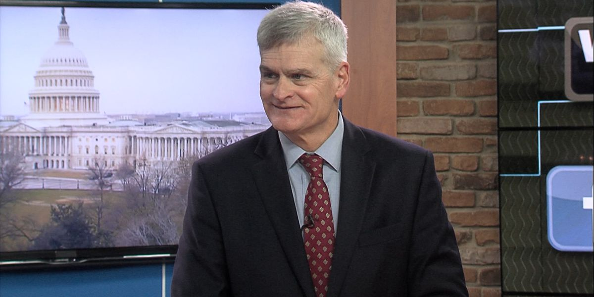'It appears to me it is clearly partisan': Sen. Cassidy on Senate impeachment trial of President Trump