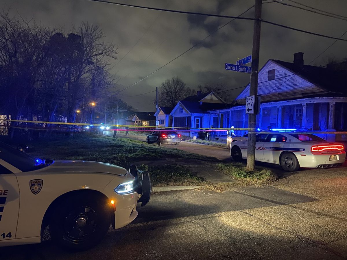 23-year-old male identified in S. 12th Street shooting