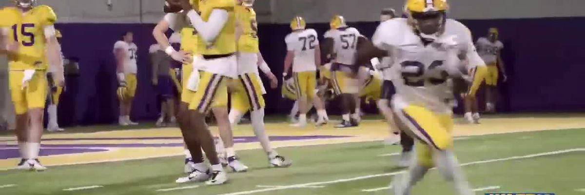 LSU making final preps for spring game