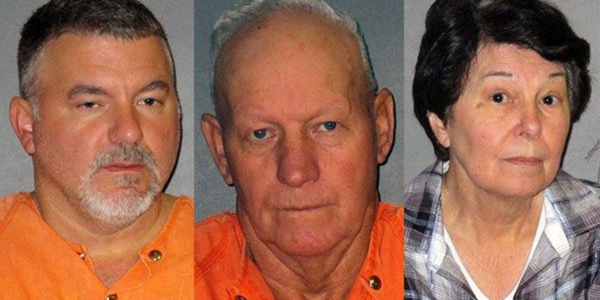 Family of 3 charged after allegedly stealing $1 million+ worth of cattle from La. markets