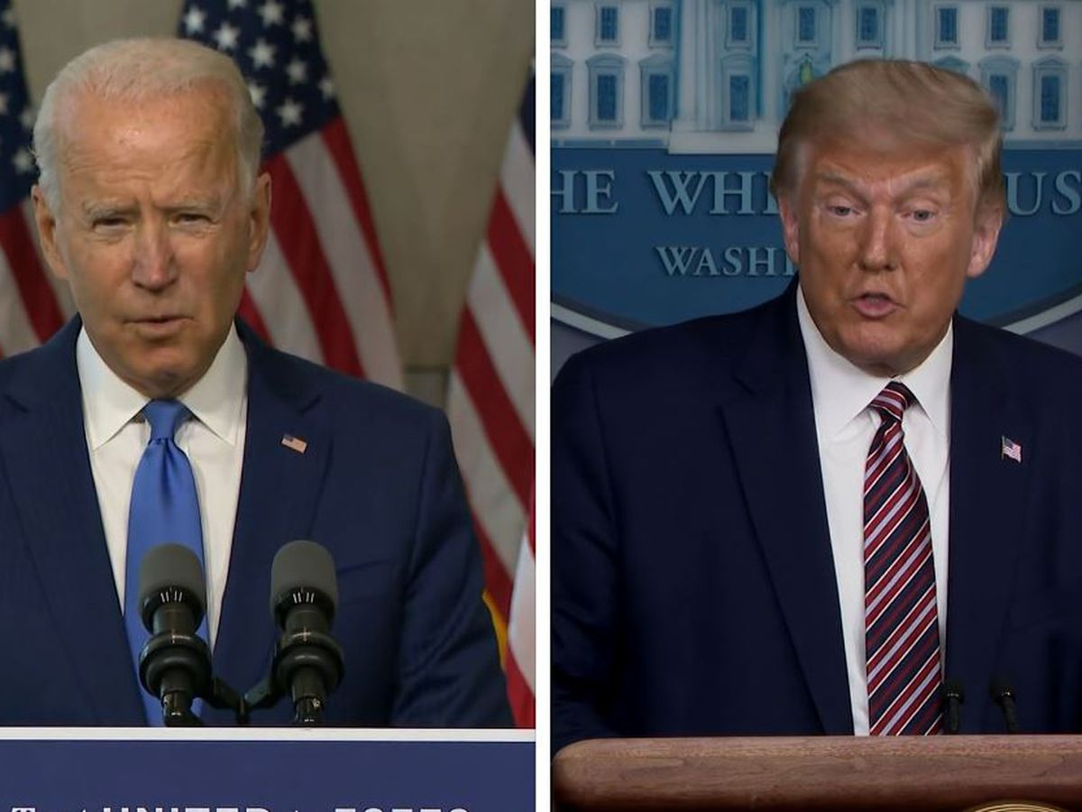 High stakes for Trump, Biden heading into final debate