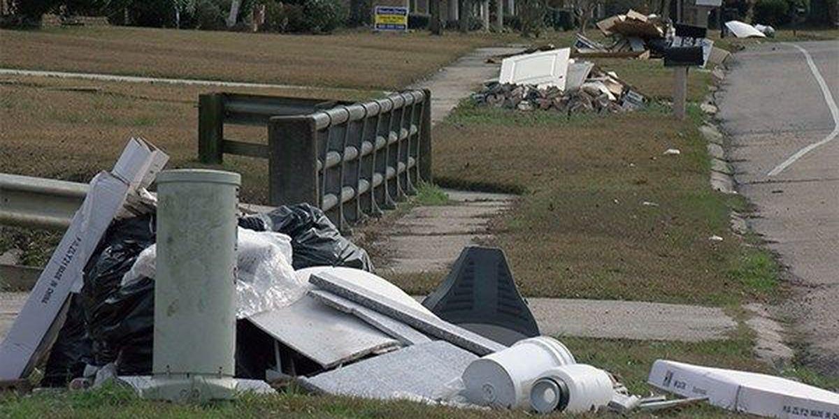 FEMA awards Ascension Parish another $6M for parish-wide debris removal