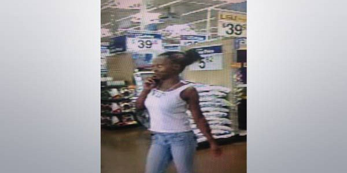 Sheriff's office looking for woman who stole wallet from Walmart customer