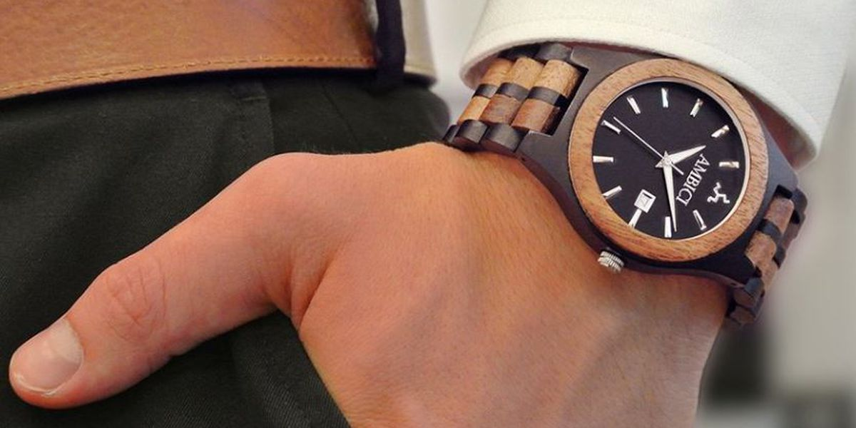 LSU brothers create own line of men's watches