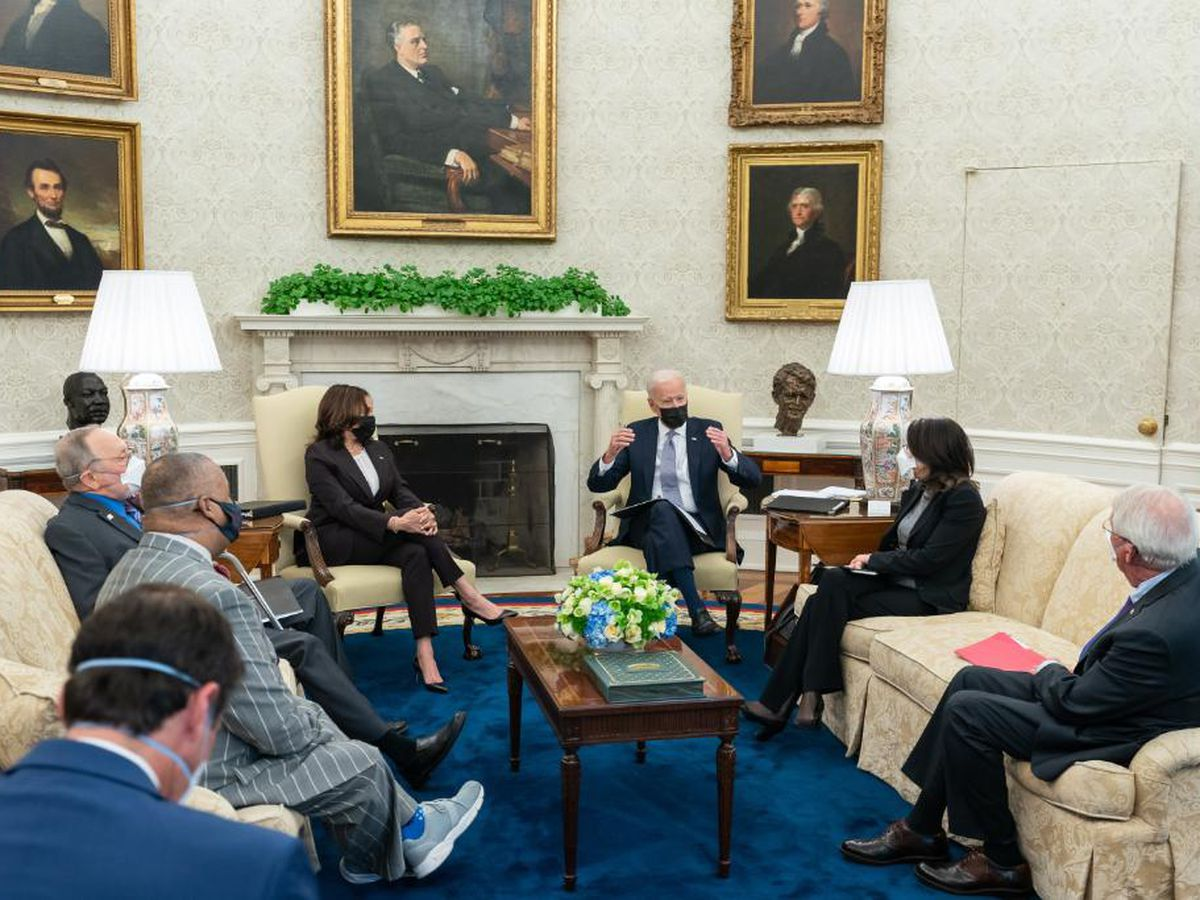 Congressman Graves meets with president to discuss Louisiana's infrastructure woes