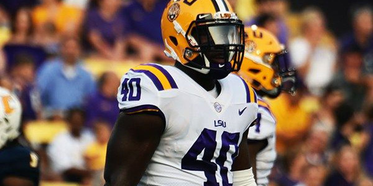 LSU's White, Williams named to Athlon All-American Team