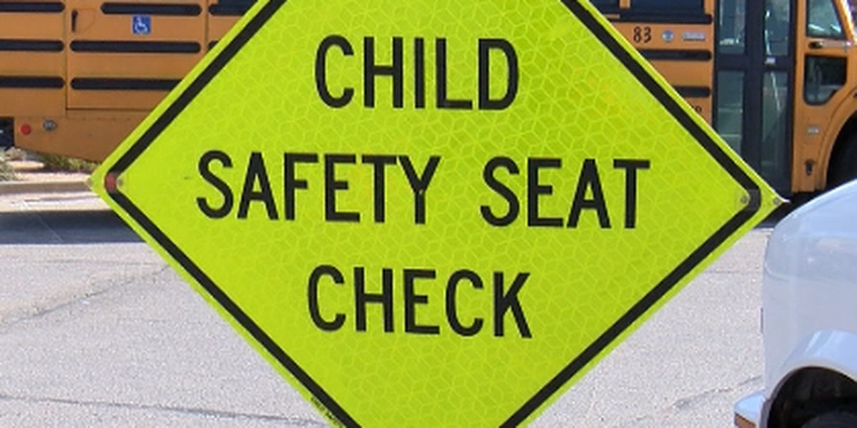 Free car seat inspections available statewide September 21