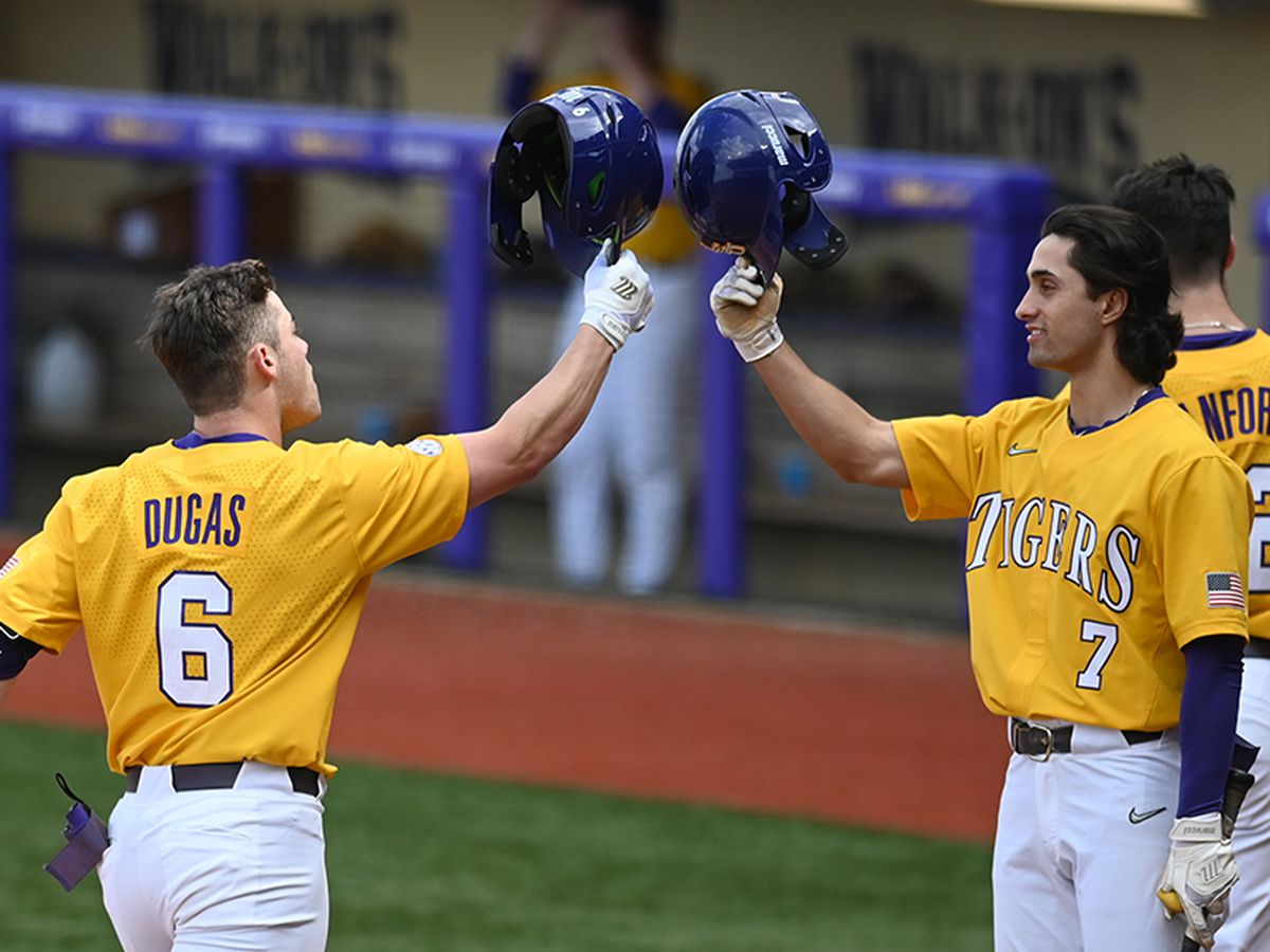 LSU baseball vs. Ole Miss series canceled