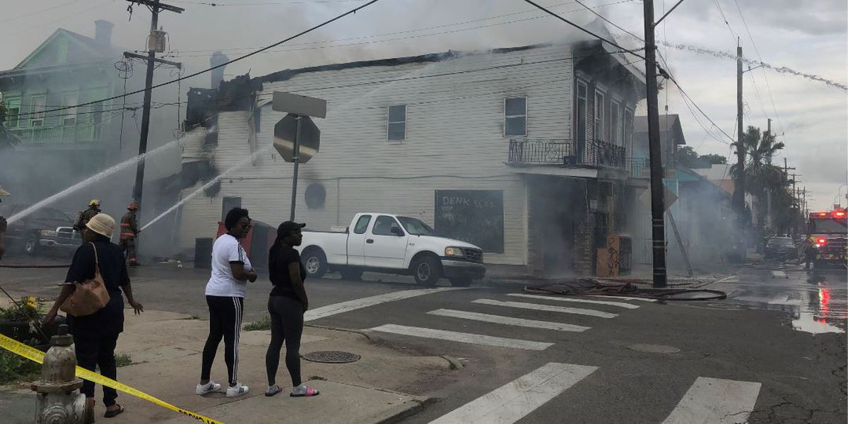 After fire guts Treme restaurant, owner is uncertain what the future holds