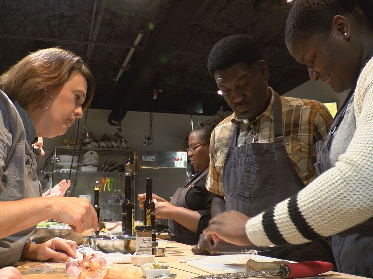 Cooking class helps diabetes patients eat healthier without sacrificing flavor