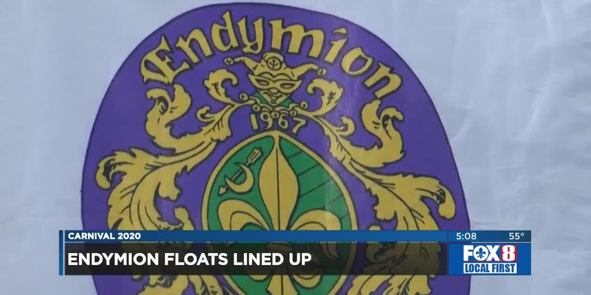 Endymion 2020 preparations underway