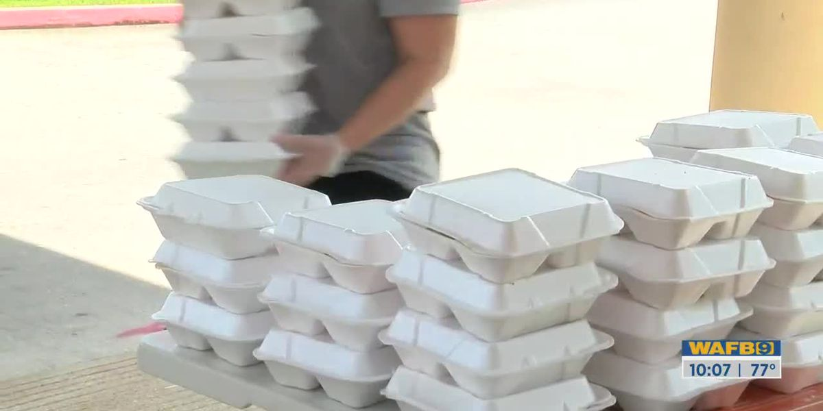 Organization works to feed EBR students on weekends during school closures