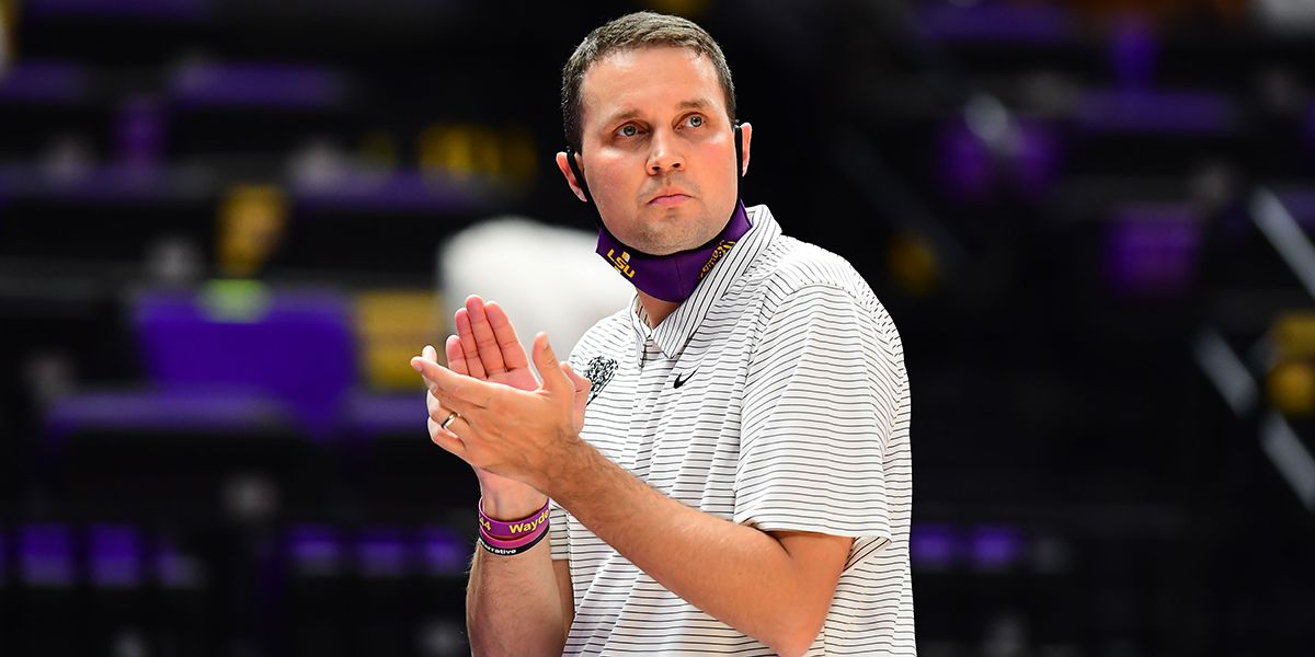 LSU adds home game to replace South Florida following contact tracing issue