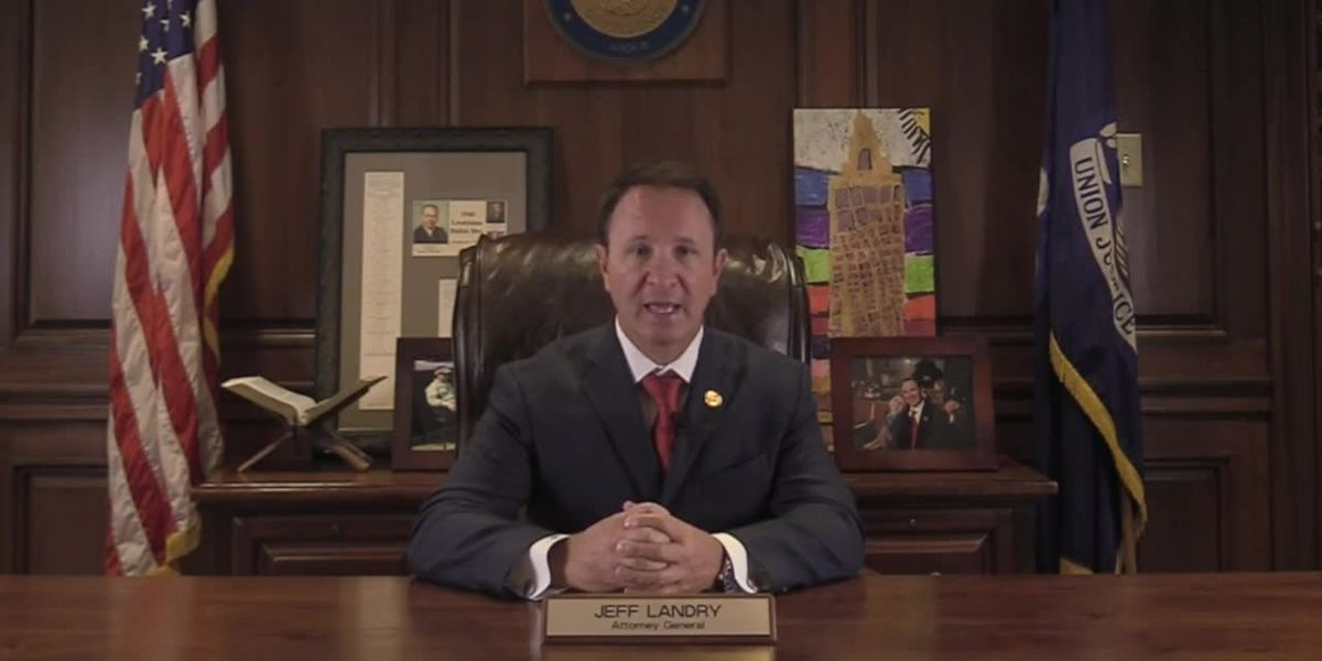 La. Attorney General Jeff Landry discusses access to remdesivir