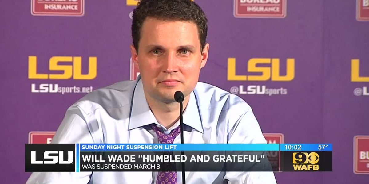 LSU reaches decision on Will Wade