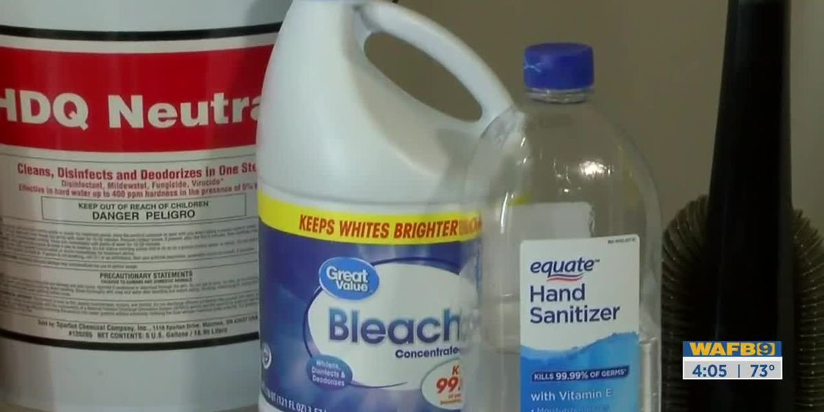How to disinfect your home during the coronavirus quarantine