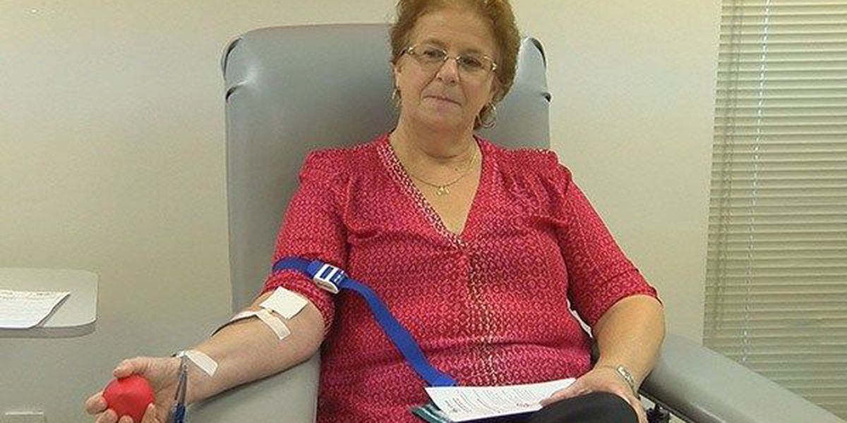 Blood drive held in connection with 9/11 to benefit law enforcement