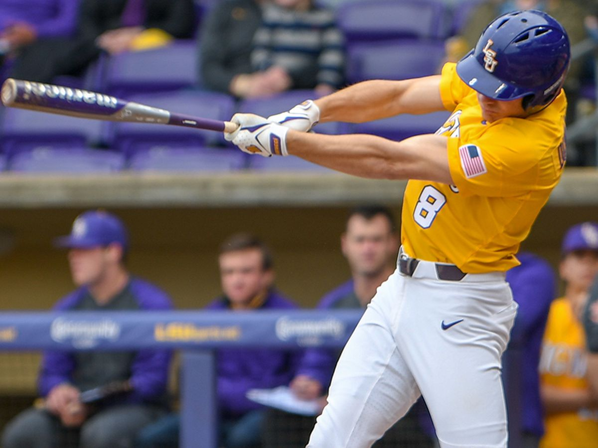 LSU baseball run rules Mississippi State in SEC Tournament