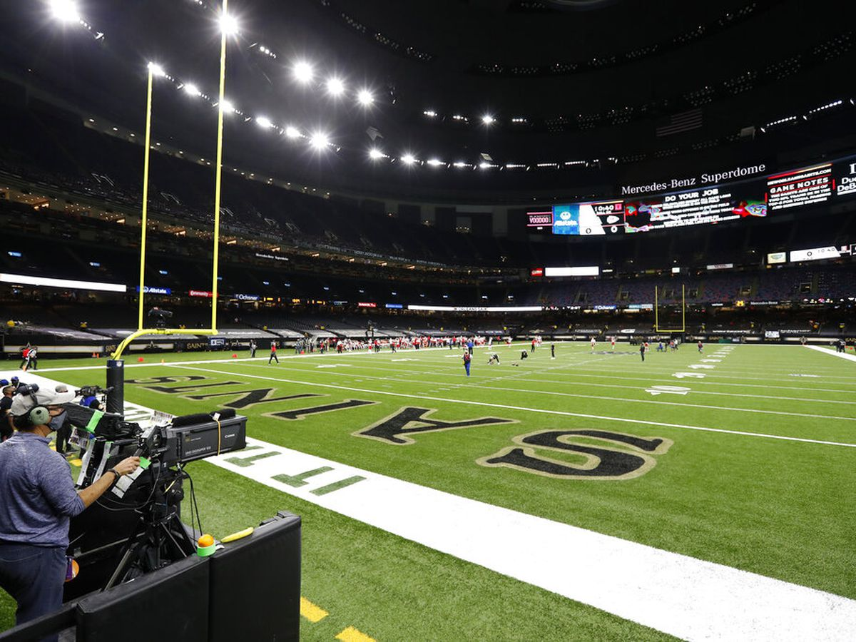 Saints to host Packers Week 1 of 2021 NFL season