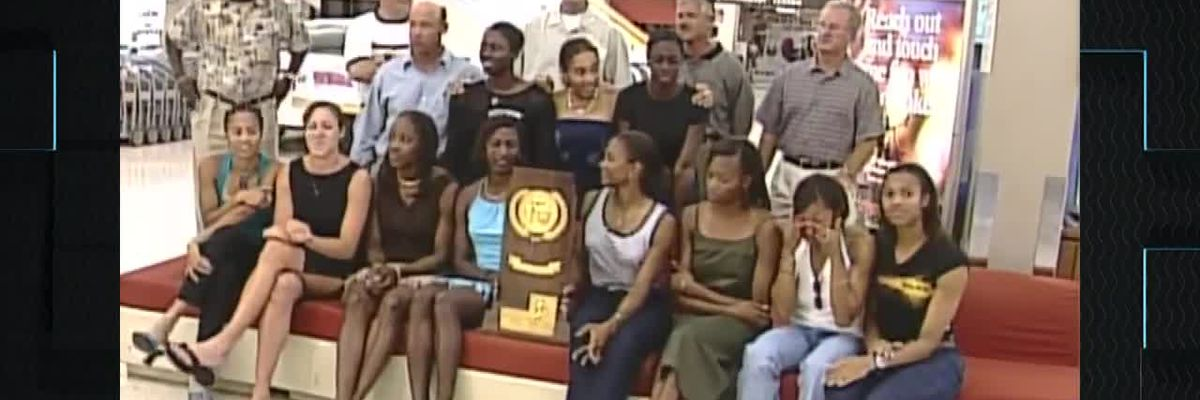 THROWBACK THURSDAY: Pat Henry and 2000 NCAA Women's Track Champs