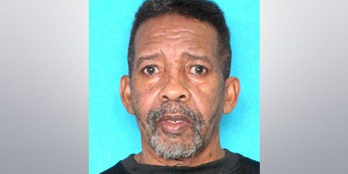 Hammond PD searches for missing man with dementia