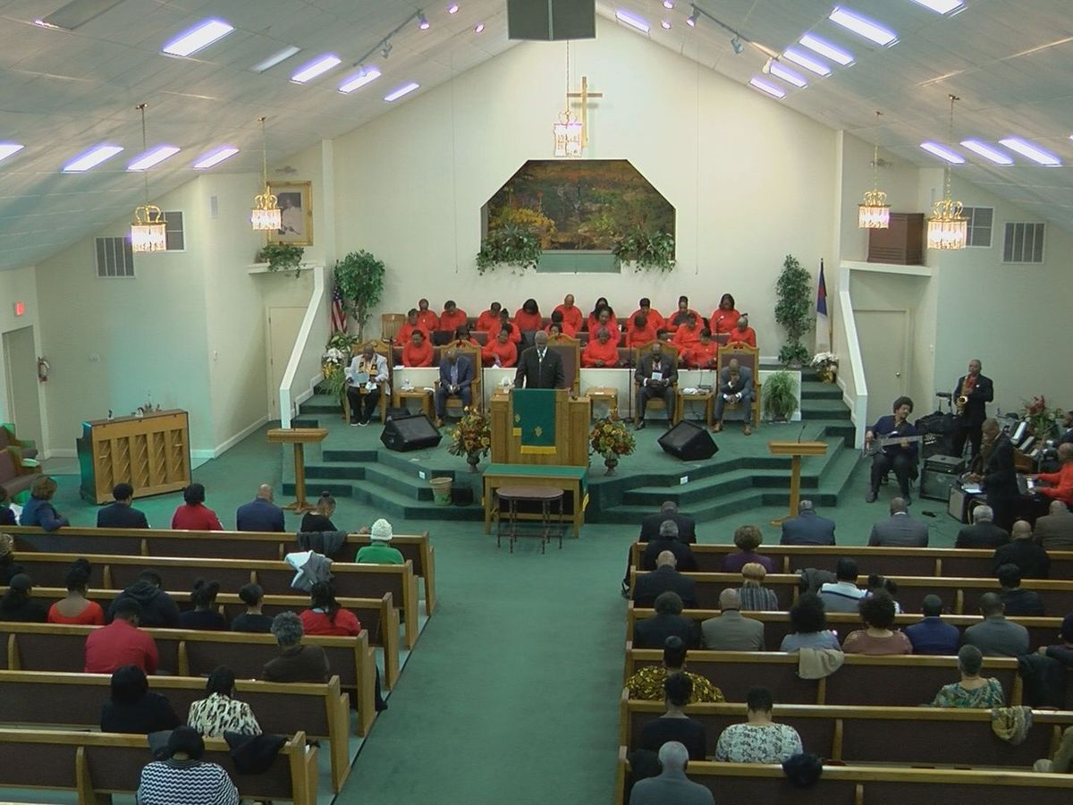 West Baton Rouge choir singing message of unity on MLK day