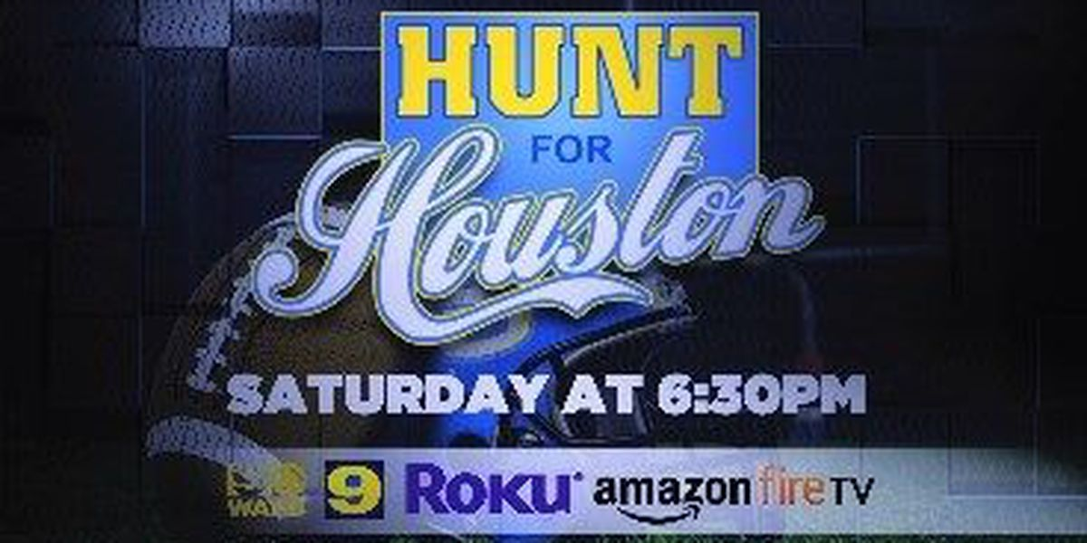 Hunt for Houston: WAFB Sports special replay schedule