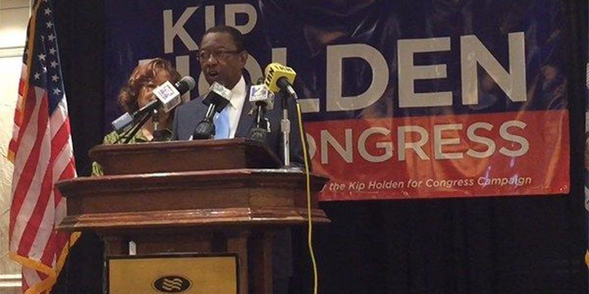 EBR Mayor Kip Holden lands new job