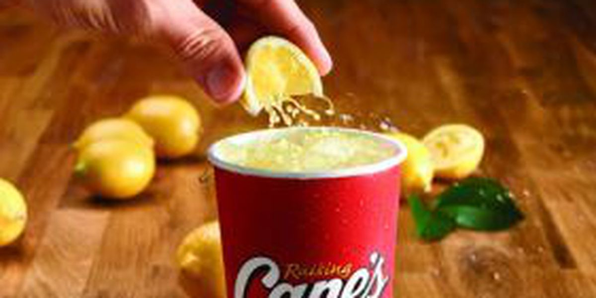 Raising Cane's to host fundraiser for Lemonade Day this Wednesday