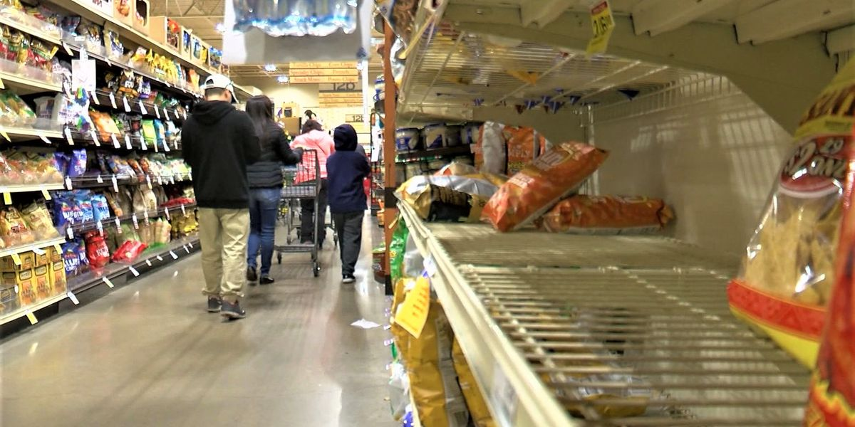 Prices for certain goods cannot be unreasonably raised during state of emergency