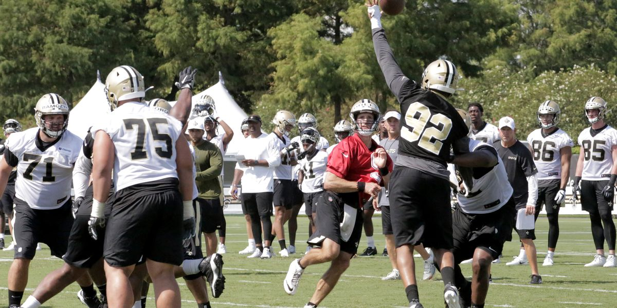 Marcus Davenport focused on 'playing his game' in 2019