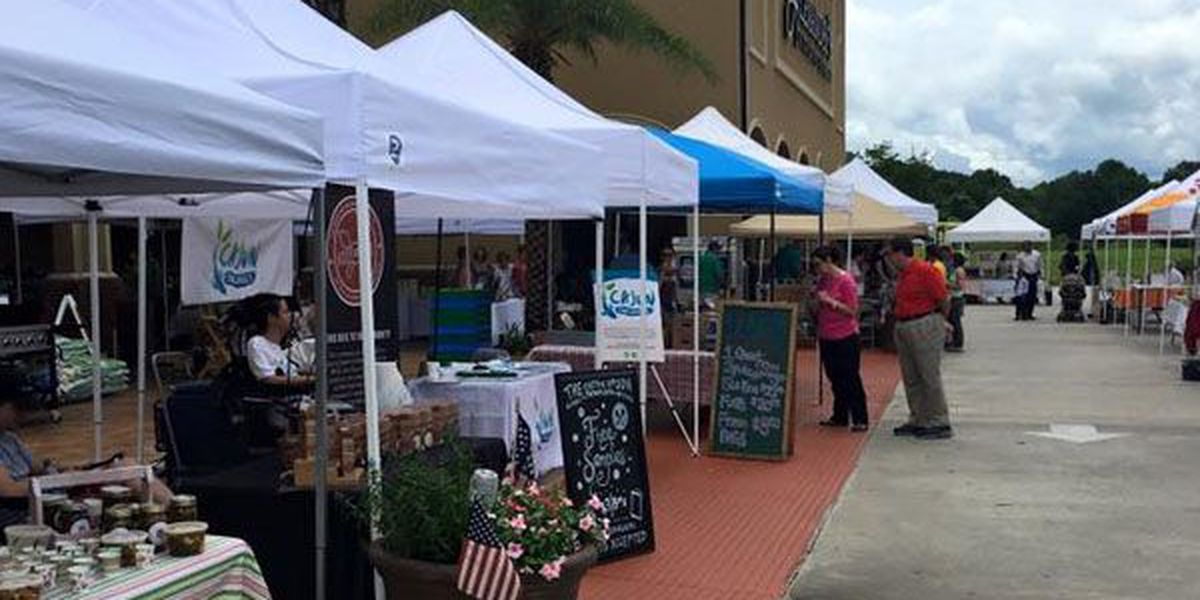 Pop-Up Farmers Market to offer healthy Mother's Day options