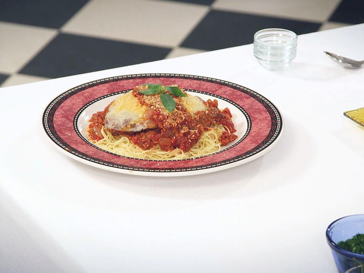 Chicken Parmigiano
