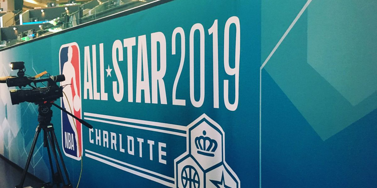 Superstars team up to put on a show for the 2019 NBA All-Star Game in Charlotte