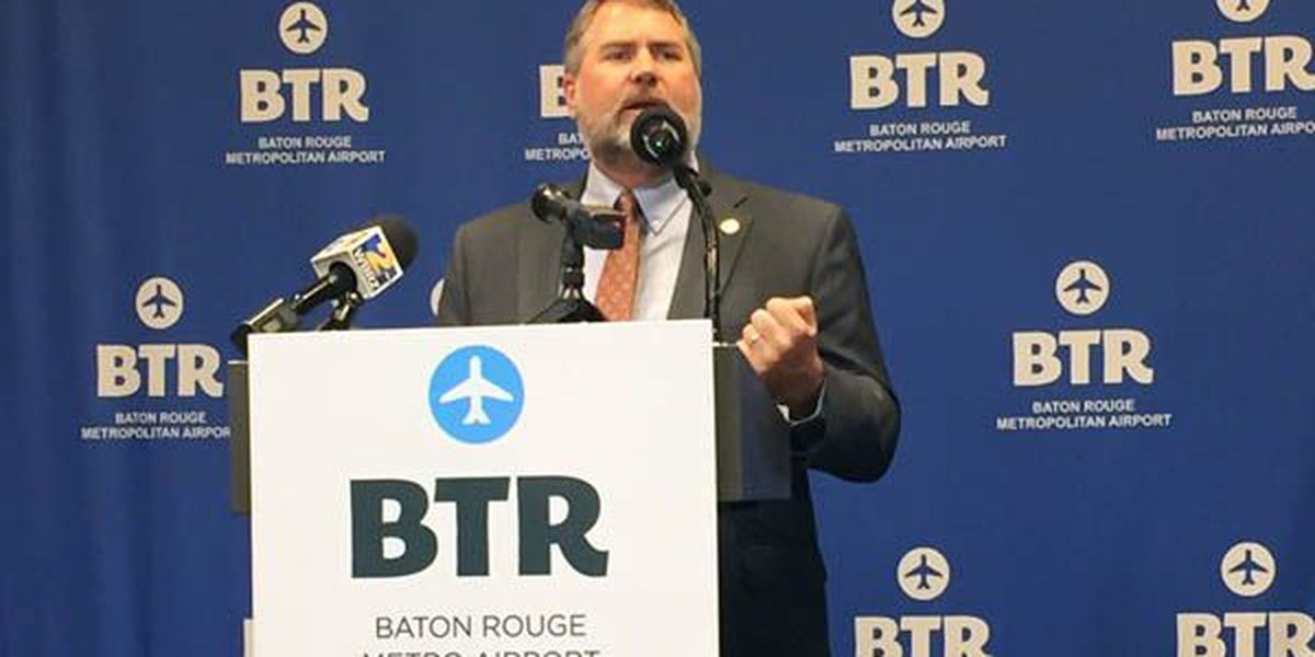 Baton Rouge Airport announces new additions, plans for 2017