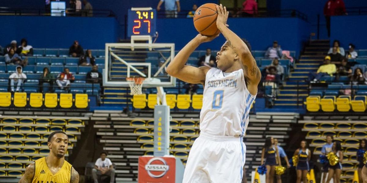Southern basketball rally falls short against Alabama State