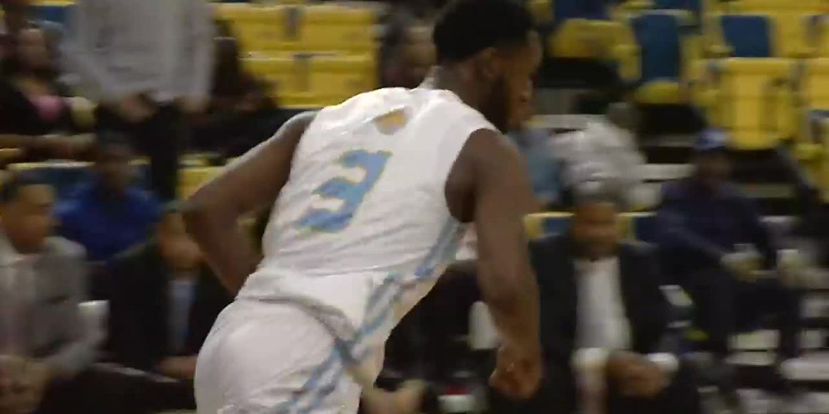Southern Men's Basketball vs Arkansas-Pine Bluff