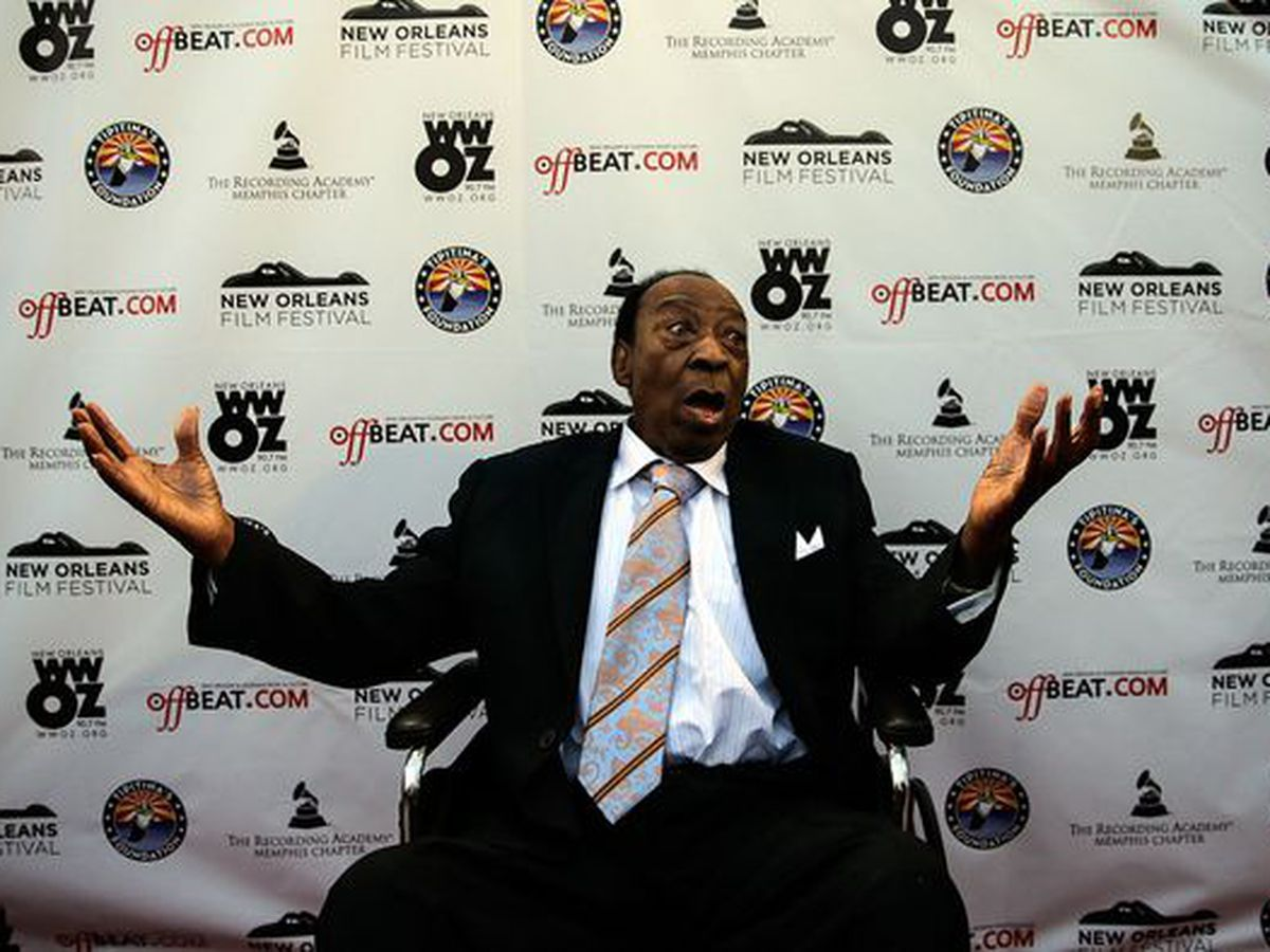 Musician and composer Dave Bartholomew passes away at 100
