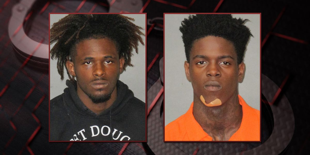 Two suspects arrested in fatal September shooting of man sleeping in car
