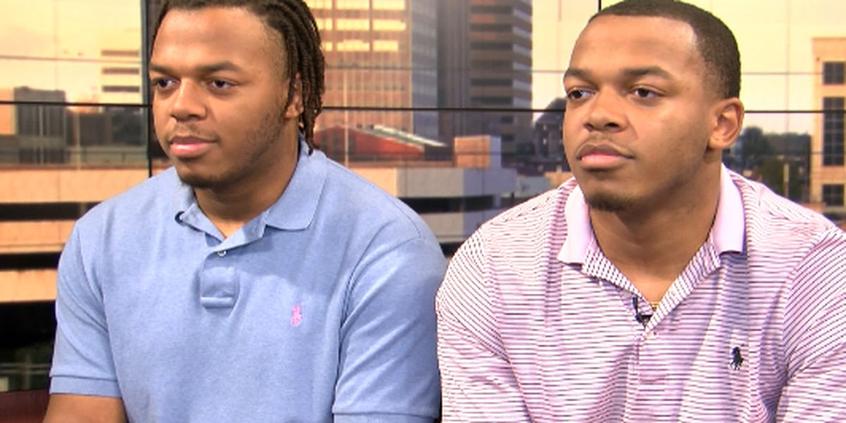 Louisiana 'million-dollar' twins make college decision