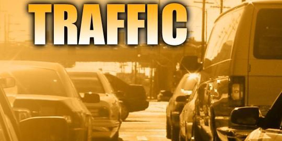 I-12 eastbound closed at Livingston exit for several hours due to vehicle recovery