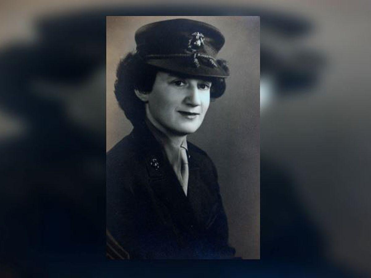 Dorothy Schmidt Cole, oldest living Marine, dies at 107